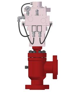 Hydraulic Actuator Operated: Automated Chokes